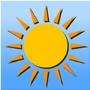 Previsioni meteo - sole e afa