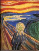 Il grido di Edvard Munch