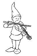 gnomo-violino