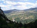 Panorama dalla Grotta del Cavallone