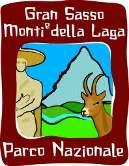 Logo Parco Nazionale del Gran Sasso e Monti della Laga