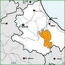 Mappa Parco Nazionale della Maiella