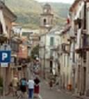 centro storico Villa S. Maria