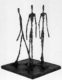 Alberto Giacometti, Tres hombres que caminan