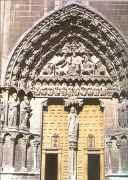 Portico della Gloria - Cattedrale di Santiago de Compostela