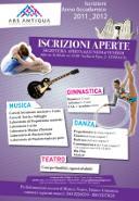 Locandina iscrizioni Anno Accademico 2011-2012